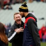 Ben Simmons, Nathan Buckley
