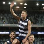 Joel Selwood, Mitch Duncan, Tom Hawkins