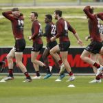 AFL 2019 Training - Essendon 140819