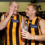 James Worpel, Jarryd Roughead