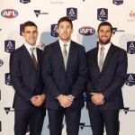 Elliot Yeo, Jack Darling, Jeremy McGovern
