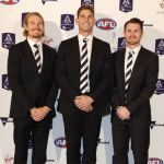 Patrick Dangerfield, Tom Hawkins, Tom Stewart
