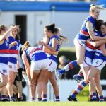 VFLW 2019 1st Semi Final - Collingwood v Western Bulldogs