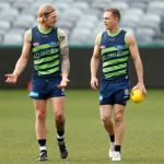 Joel Selwood, Tom Stewart