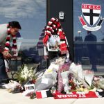 AFL 2019 Media - Danny Frawley Tributes at Moorabbin