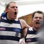 Mark Blicavs, Patrick Dangerfield