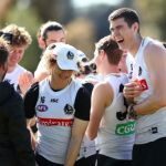 AFL 2019 Training - Collingwood 190919