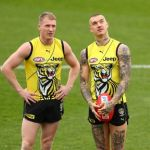 Dustin Martin, Josh Caddy