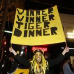 AFL 2019 Media - Tigers Fans Celebrate in Richmond