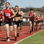 AFL 2019 Training - St Kilda 181119