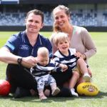 Mardi Dangerfield, Patrick Dangerfield