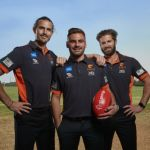 Callan Ward, Phil Davis, Stephen Coniglio