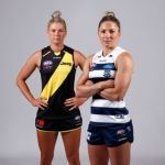 Geelong, Katie Brennan, Mel Hickey, Richmond