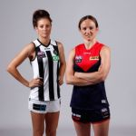 Collingwood, Daisy Pearce, Melbourne, Steph Chiocci