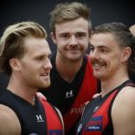 James Stewart, Joe Daniher, Martin Gleeson