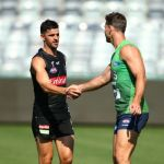Scott Pendlebury, Tom Hawkins
