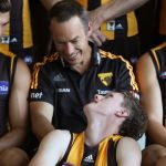Alastair Clarkson, Will Golds