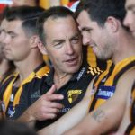 Alastair Clarkson, Ben Stratton