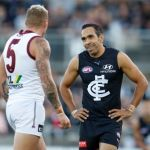 Eddie Betts, Mitch Robinson