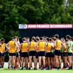 AFL 2020 Training - Brisbane 110320