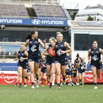 AFLW 2020 Semi Final - Carlton v Brisbane