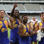 Brendon Ah Chee, Liam Ryan, Nic Naitanui, Tom Barrass