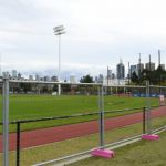 AFL 2020 Media - Holden Centre Fencing