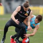 Josh Dunkley, Lachie Young