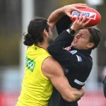 Brodie Grundy, Tom Langdon