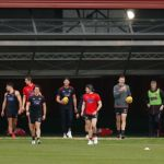 AFL 2020 Training - Essendon 240620