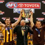 Alastair Clarkson, Hawthorn, John Kennedy, Luke Hodge