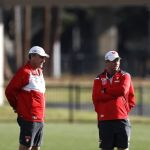 John Longmire, Steve Johnson