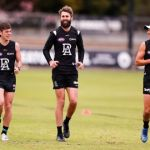 Cam Sutcliffe, Justin Westhoff, Zak Butters