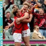 Darcy Parish, Ned Cahill