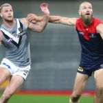 Max Gawn, Peter Ladhams