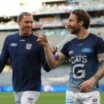 Mark Blicavs, Zach Tuohy