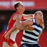 Callum Sinclair, Mark Blicavs