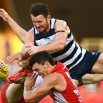 Patrick Dangerfield, Tom McCartin