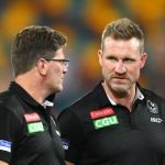 Nathan Buckley, Robert Harvey