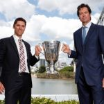 Gillon McLachlan, Simon Black