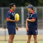 Ameet Bains, Luke Beveridge
