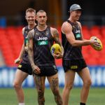 Dustin Martin, Jack Riewoldt, Tom J. Lynch
