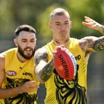 Dustin Martin, Shane Edwards
