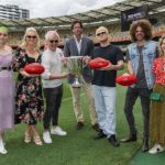 Amy Sheppard, Andrew Stockdale, DMA's, Emma Sheppard, George Sheppard, Gillon McLachlan, Johnny Took, Kylie Rogers, Sheppard
