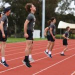 AFL 2020 Media -  AFL Draft Combine Vic Country