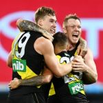 Jack Riewoldt, Tom J. Lynch