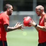 Lance Franklin, Sam Reid