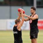 Ollie Wines, Travis Boak