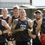 AFL 2021 Training - Richmond 110121