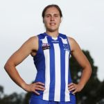 AFLW 2021 Portraits - North Melbourne